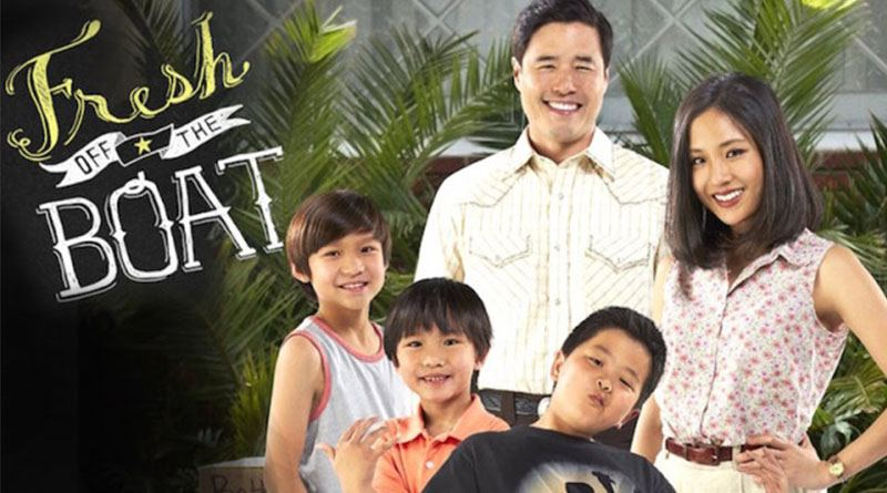 Fresh Off The Boat - back to the 90's avec la famille Huang