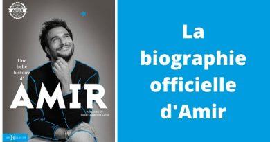 biographie officielle d'Amir